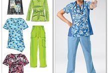 Sewing Patterns & Projects / by Loretta Yerbich Aymond