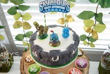 Skylander's Party