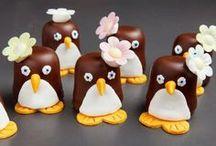 Pinguin schaumküsse