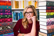 Celebrity Book Recommendations / What is your favorite celebrity reading?  We've got the scoop...and the books!