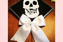 Graduation caps! / by Kate Roflhai
