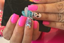 Nails inspiration / Inspiration to make the nails by yourself.