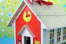 Birdhouse / by Flo S