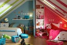 Da Little's / Organize, Design, Create Kid Spaces / by Pin Hoarder