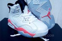 Kids Air Jordan VI