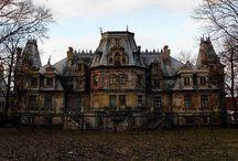 edifici abbandonati  (E)
