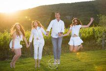 family photo shooting in Tuscany