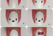 Hello Kitty DIY