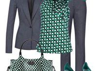 vihreä  vaatteet