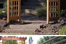 Garden Arch ideas