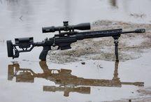 sniper rifles & stuff
