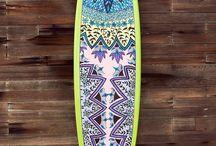 surfboard design