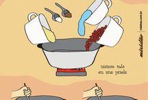 Recipes / by Amanda Magnino