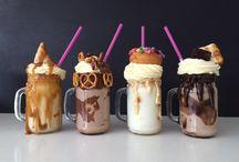gourmet milkshakes