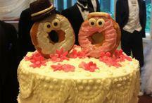Comedy Cakes
