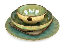 pottery / by Elizabeth Braswell