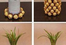 Choco n candy gift idea