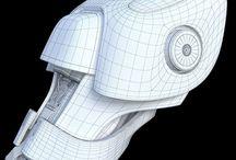 3D Mesh Modeling