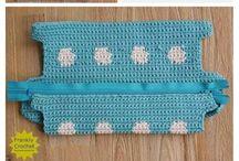 crochet penback