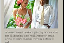 Destination Weddings By Couples Resorts
