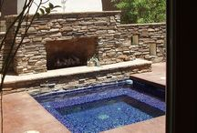 Pool/spa pool