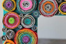 DIY Crafts and Artwork