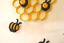 Пчелы детский сад