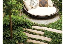House Chelin - Garden