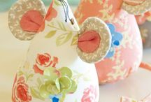 Craft Ideas / by Tricia Harvey