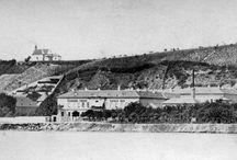 Fürdők az elmúlt századokban / Magyarország fürdői és strandjai az 1800-as évektől egészen 1960-ig.