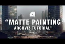 Matte Painting / art