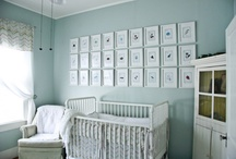 new baby room ideas / by Crookedeyebrow