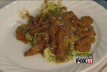 Bring on the Beef - Living with Amy / by WLUK-TV FOX 11