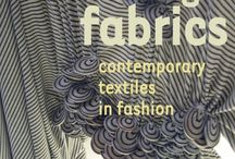 Livres: Innovation Textile // Books: Textile Innovation