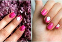 Nail Art / DIY easy nail art designs, NOTD, manicure and pedicure