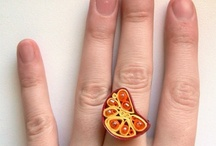 Quilling Ring / by Frieda Hoppen