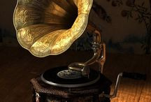 Gramophones & Phonographs