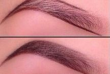 Brows and eyes / Health for eyes and brows