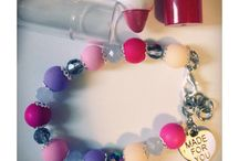 My creations / Bijoux handmade - diy