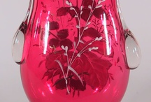 Art/19-20 century/vase/Harrach glass Neuwelt