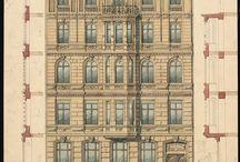 historické fasády
