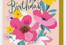 Inspiration : Illustration : Florals