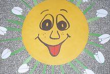 Sluníčko - nápady, inspirace