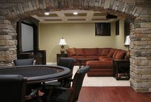 My Ultimate Man Cave / Entertainment