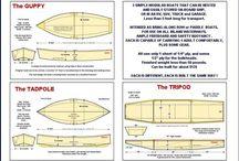 Zelfbouw Houten Boten / Zelfbouw boten voor voor de handige knutselaar.