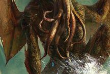 CREATURE| Kraken, Sea Monsters, Tentacles Monsters / Kraken, Sea Monsters, Tentacles Monsters