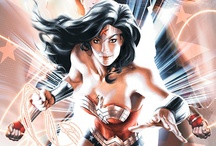 I wish I were Wonder Women / by Katrina Bocage Simpson