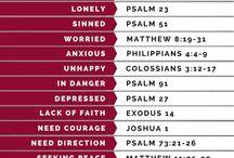 Bible verse guidance