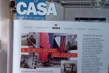 Dicono di noi . Press / La rassegna stampa di Castéstyle su Pinterest, per conoscerci meglio e sapere cosa scrivono di noi i giornali. Ufficio Stampa Serenella Messina Castestyle@gmail.com