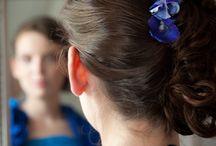Kapsels / Ideetjes en inspiratie voor je bruiloft. Mooie kapsels die als inspiratie kunnen dienen, maar ook tips voor haarverzorging en mooi haar accessoies.